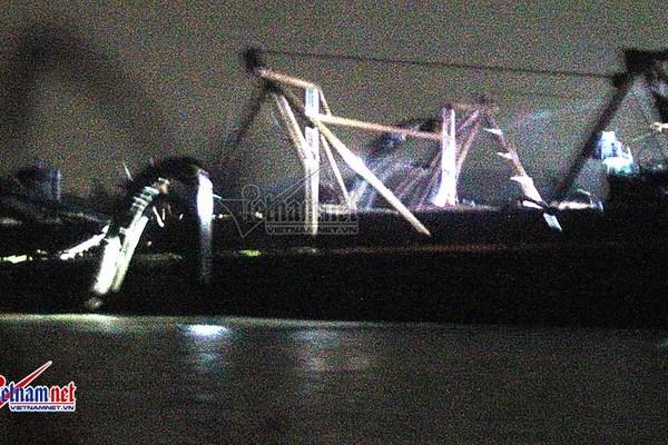 Tàu cát xình xịch suốt đêm: Hải Dương vào cuộc kiểm tra