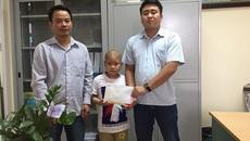 Em Nguyễn Thành Đạt có thêm cơ hội chữa bệnh u não