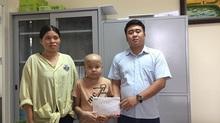 Bạn đọc giúp em Lò Văn Toan có thêm cơ hội chữa bệnh