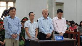 Kết bẽ bàng dành cho 'đàn em' Trịnh Xuân Thanh