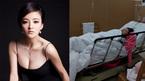 'Biểu tượng gợi cảm Trung Quốc' bị nghi tự tử vì chồng đánh sảy thai