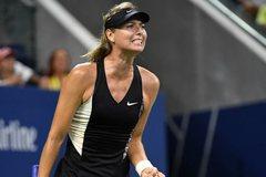 Sharapova bay vào vòng 3 giải Mỹ mở rộng 2018
