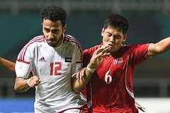 Giải mã U23 UAE: Yếu hơn U23 Syria, cơ hội cho U23 Việt Nam