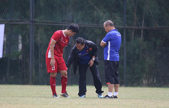 HLV Park Hang Seo,U23 Việt Nam,vleague