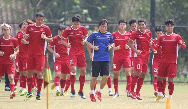 Tuyển Viêt Nam săn vàng AFF Cup: Chắc chắn như thầy Park!