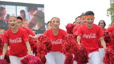 Coca-Cola tiếp thêm niềm tin cho Olympic Việt Nam