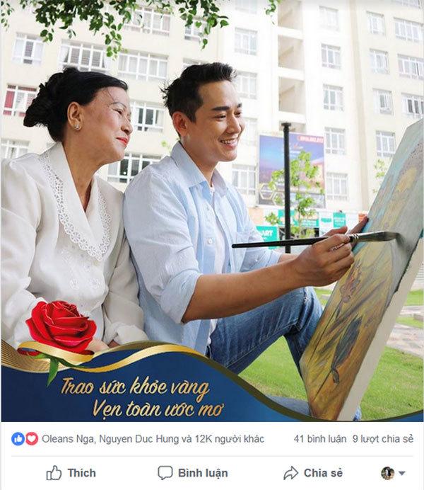 Sao Việt bật mí món quà tặng cha mẹ dịp Vu Lan