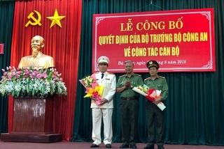 Bổ nhiệm GĐ Công an TP Đà Nẵng thay ông Lê Văn Tam
