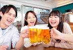Học người Nhật ngừa rối loạn tiêu hóa khi uống rượu bia