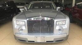 Xế sang Rolls- Royce Phamtom tại Việt Nam mất giá hơn 10 tỷ sau 12 năm
