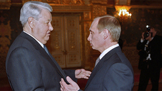 Giải mật hồ sơ lựa chọn Putin làm Tổng thống Nga