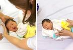 18 triệu người khắp thế giới tròn mắt xem y tá Việt ru bé ngủ bằng 1 chiếc khăn