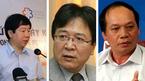 Thủ tướng ký quyết định nghỉ hưu cho 3 Thứ trưởng