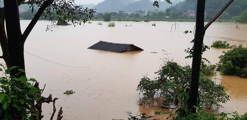 lũ,Sơn La,Thanh Hóa,mưa lớn