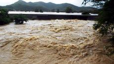 Dự báo thời tiết hôm nay 1/9: Lũ khẩn cấp trên các sông