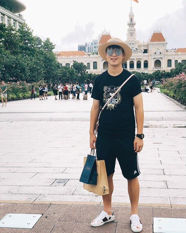 Gu thời trang cá tính của Văn Toàn, Quang Hải, Công Phượng U23 VN