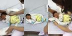 Gặp nữ bác sĩ ru trẻ ngủ bằng chiếc khăn hút hàng triệu người khắp thế giới