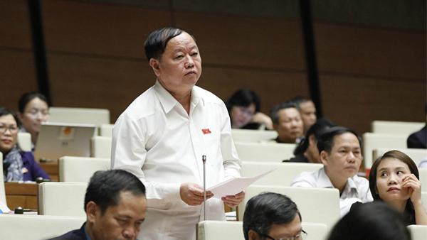 Đại biểu Quốc hội,Lê Minh Thông