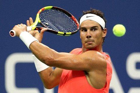 Rafael Nadal 3-1 Karen Khachanov