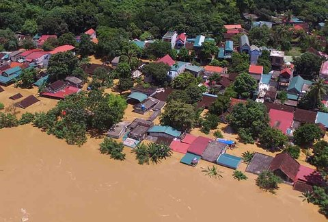 Lũ lụt Cẩm Thủy