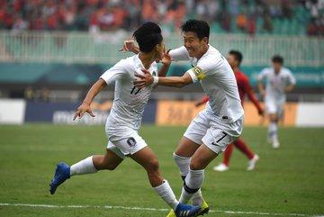 Link xem trực tiếp U23 Hàn Quốc vs U23 Nhật Bản, 18h30 ngày 1/9
