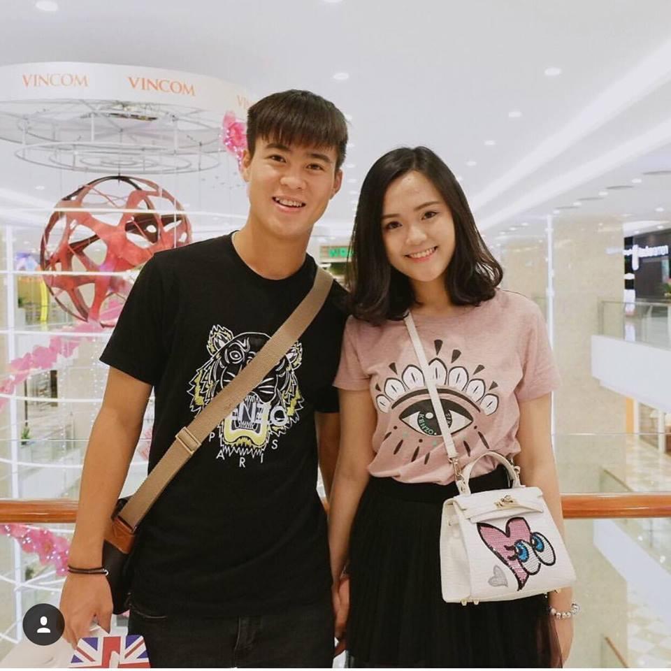 Đội tuyển U23 Việt Nam,Cầu thủ Duy Mạnh,Tình yêu