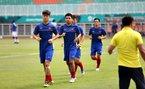 U23 Việt Nam vs U23 UAE: Công Phượng dự bị, Văn Toàn đá cặp với Anh Đức