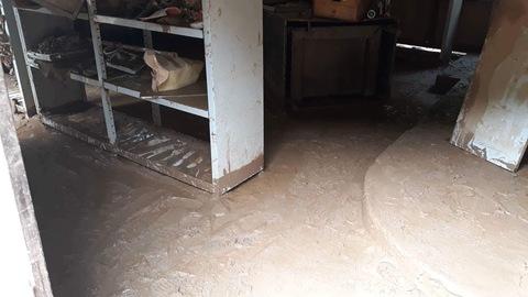 Lũ lụt trường học Sơn La