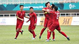 Bảng xếp hạng của U23 Việt Nam tại vòng loại U23 châu Á 2020