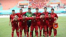 Bảng xếp hạng của ĐT Việt Nam tại AFF Cup 2018