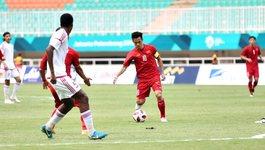 Video bàn thắng U23 Việt Nam 1-1 U23 UAE (pen 3-4)