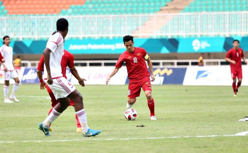 U23 Việt Nam,U23 UAE,U23 Việt Nam vs U23 UAE