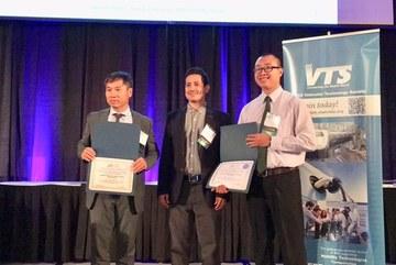 Nghiên cứu của Trường ĐH Bách khoa HN giành giải thưởng tại hội nghị quốc tế về ô tô điện