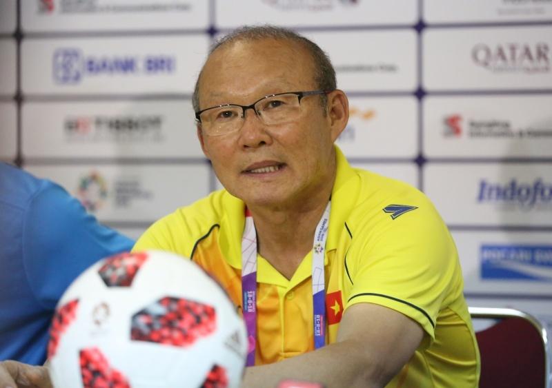 HLV Park Hang Seo,tuyển Việt Nam,VFF,AFF Cup 2018