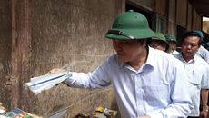 Bộ trưởng Giáo dục đến nơi thầy trò Sơn La chạy lũ ngày cận kề khai giảng