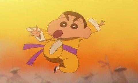 Crayon Shin-chan: Burst Serving! Kung Fu Boys ~Ramen Rebellion~ (Shin - Cậu bé bút chì: Kung Fu Boys - Mì Ramen đại chiến)