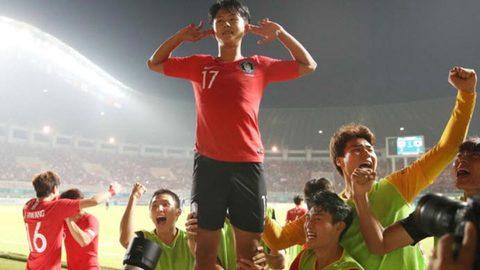 U23 Hàn Quốc 2-1 U23 Nhật Bản