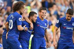 Bùng nổ hiệp hai, Chelsea khởi đầu như mơ