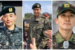 Những sao nam sợ nhập ngũ không kém gì Son Heung Min U23 Hàn Quốc