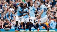 Man City nhọc nhằn vượt ải Newcastle
