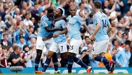 Man City nhọc nhằn vượt ải Newcastle