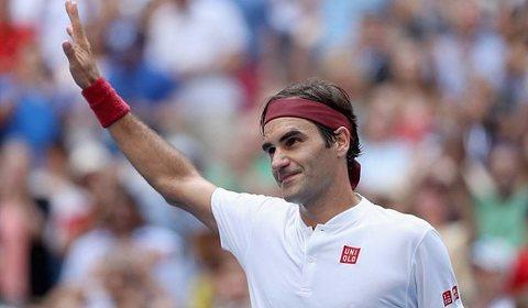 Roger Federer 3-0 Nick Kyrgios