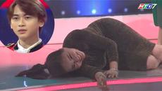 Lê Giang ngã lăn ra sân khấu vì hấp tấp gả con gái bị từ chối phũ phàng