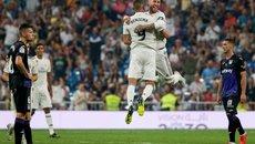 """Courtois ra mắt, Real Madrid có """"mưa bàn thắng"""""""