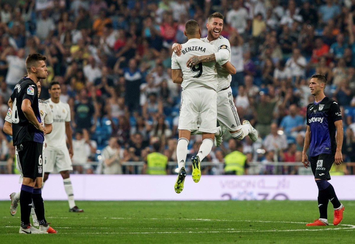 Courtois ra mắt, Real Madrid có 'mưa bàn thắng'