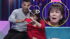 Việt Hương mếu máo vì quà sinh nhật khó đỡ của Trương Thế Vinh