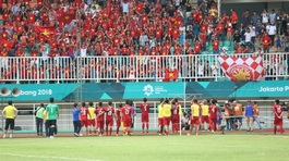 Khát vọng cống hiến, nhìn từ U23 Việt Nam