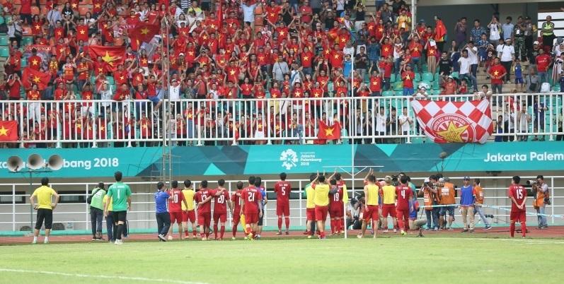 Olympic Việt Nam,U23 Việt Nam,Asiad 2018