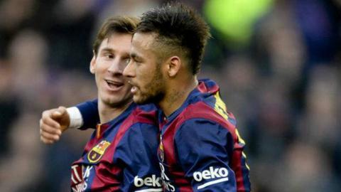 Messi vs Neymar
