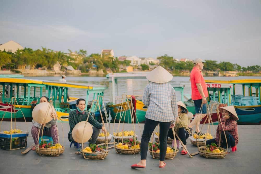 Ngày Quốc khánh trốn Hà Nội, về Hội An ngắm vẻ đẹp bình yên